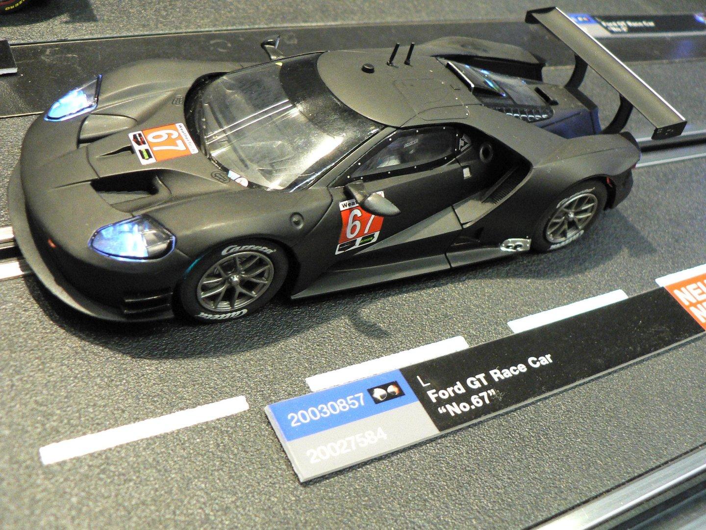 Carrera Evolution  Ford Gt Race Car No