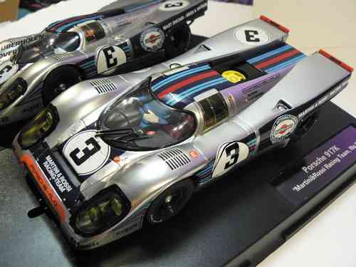 Porsche 917k Martini & Rossi Racing Team