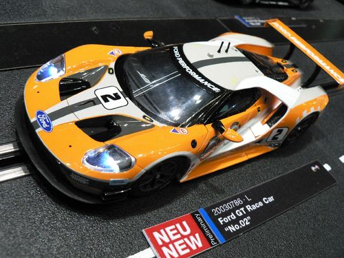 Ford GT Race Car No.02 30786