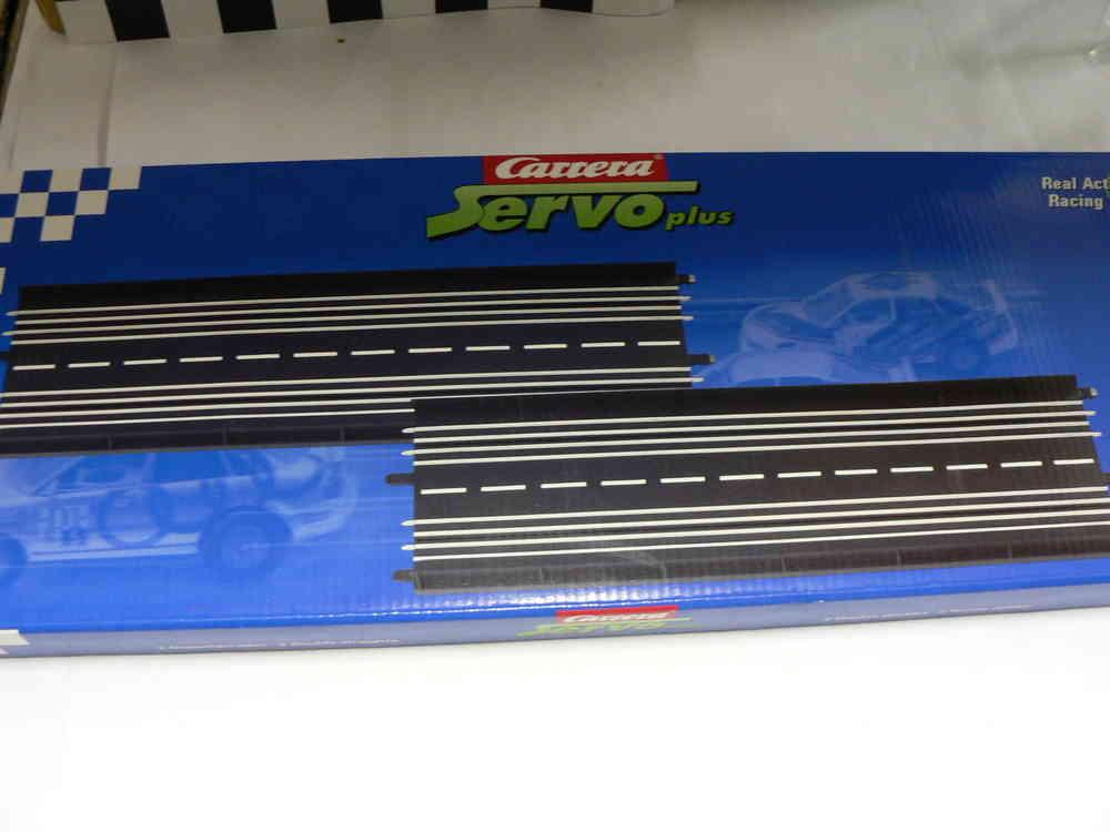 Carrera Servo 140plus Steilkurve 1  45°   77524